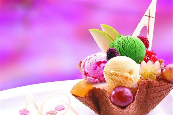 伊卡冰冰淇淋怎么加盟