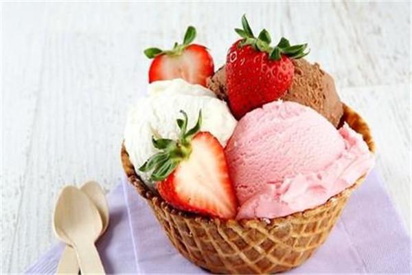 罗曼林冰淇淋加盟流程介绍