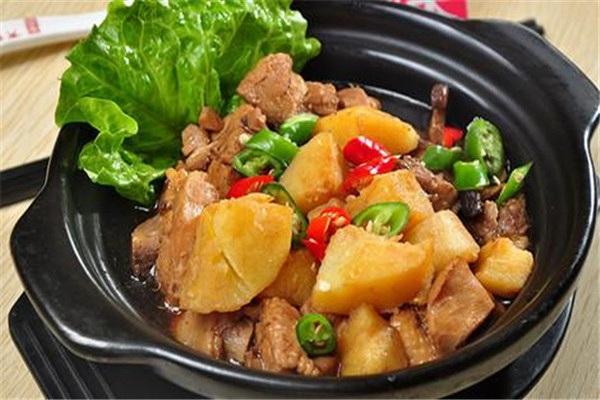 食必思黄焖鸡米饭加盟店