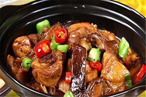 腾宇记黄焖鸡米饭怎么加盟