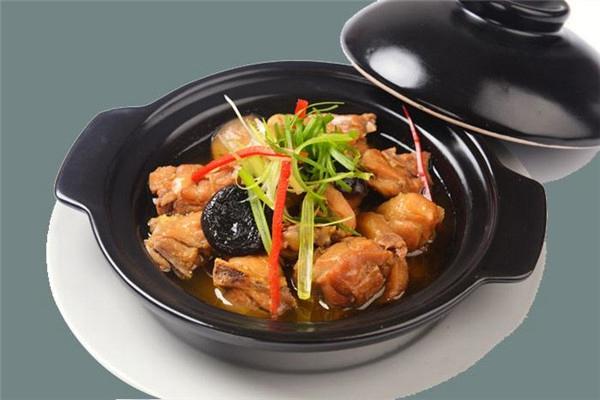 腾宇记黄焖鸡米饭加盟