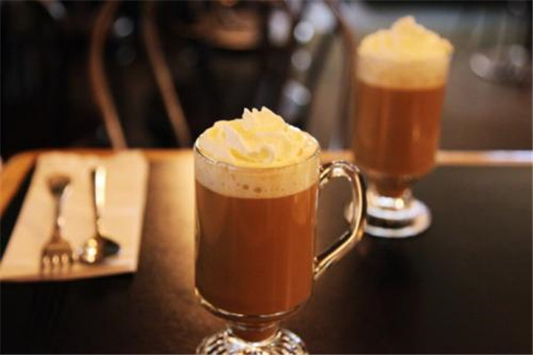 果仁咖啡加盟