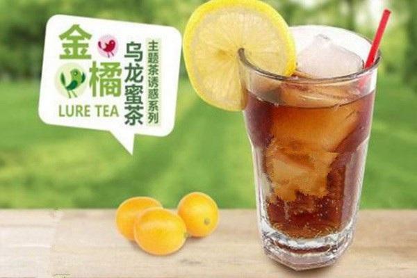 乌名见客奶茶是哪里的品牌
