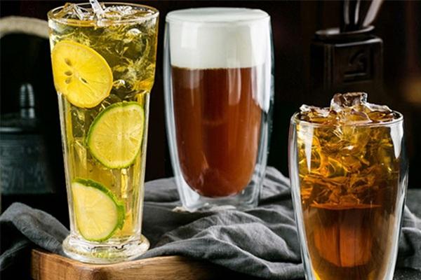 茶主张和百度饮品是一家吗