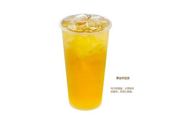 荷田水铺养生茶饮饮品新趋势