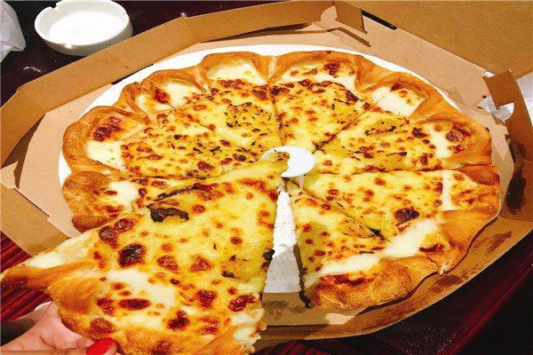 叫板披萨创始人