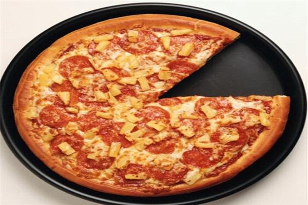 美萨披萨加盟费多少