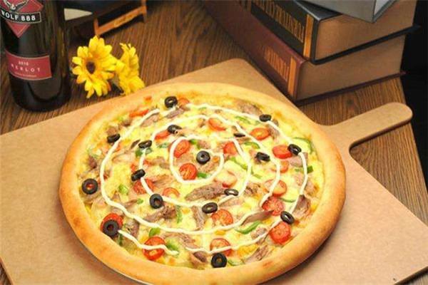 乌巢披萨店是否能加盟