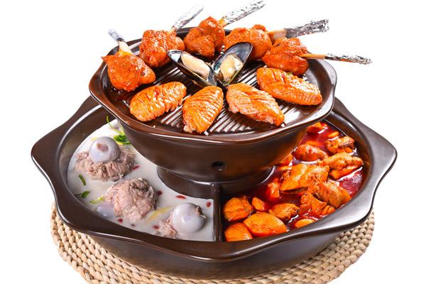 唐贵飞涮烤火锅加盟多少钱
