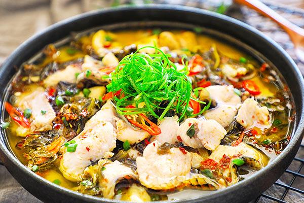 严厨老坛酸菜鱼加盟流程介绍