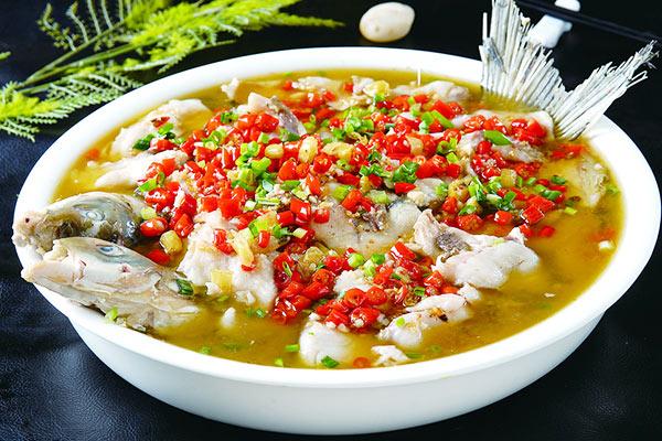 苗小坛酸菜鱼加盟费多少